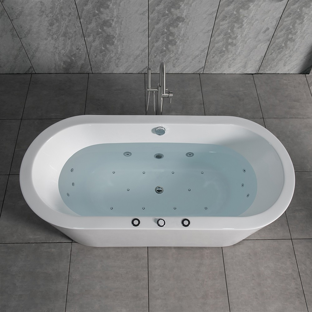 Woodbridge 67 Quot X 32 Quot Whirlpool Water Jetted And Air Bubble