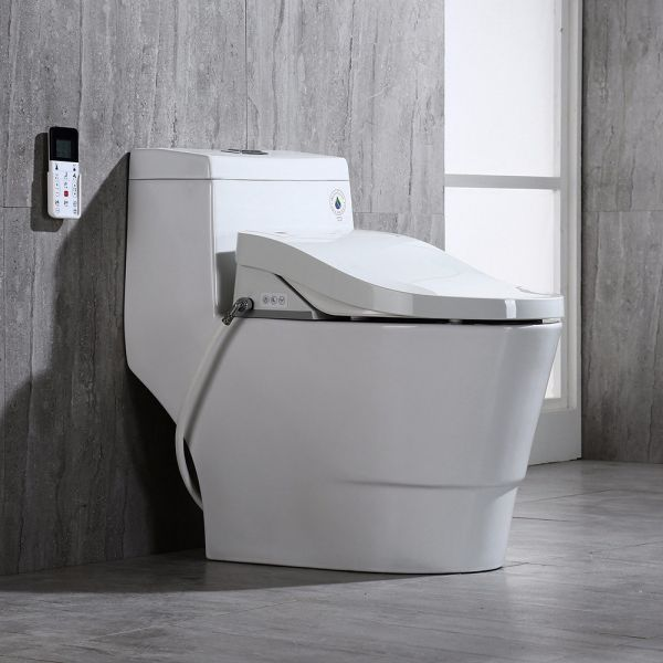 Excellent Woodbridge T 0008 Luxury Bidet Toilet Elongated One Piece Caraccident5 Cool Chair Designs And Ideas Caraccident5Info
