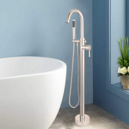 WOODBRIDGE F-0001  Bathtub Faucet, Brushed Nickel