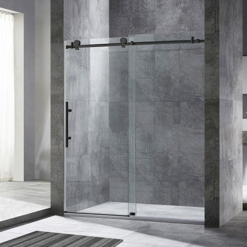 WOODBRIDGE Frameless Shower Doors 56-60