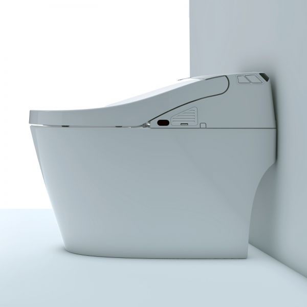 Stupendous Woodbridge B0960S Compact One Piece Dual Flush Toilet With Caraccident5 Cool Chair Designs And Ideas Caraccident5Info